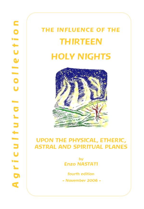 The Thirteen Holy Nights
