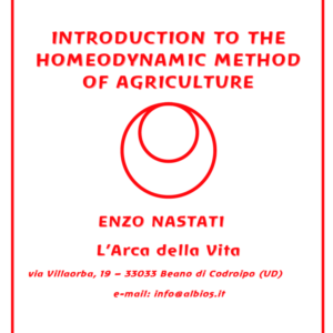 Introduction to the Homeodynamic Method of Agriculture