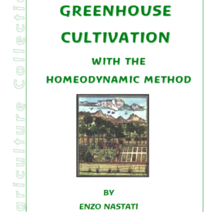 Garden and Greenhouse Cultivation